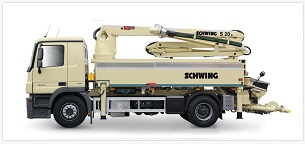 POMPBET | SCHWING S20