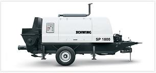 POMPBET | SCHWING POMPA STACJONARNA SP 1800 112 KW
