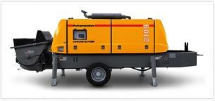 POMPBET | PUTZMEISTER BSA 2109H Diesel
